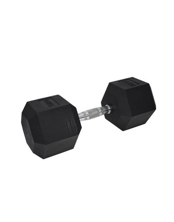 UF Hex Dumbbell Rubber Single 15KG