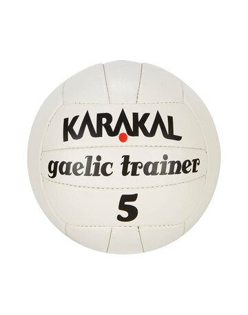 Karakal GAA Trainer Ball