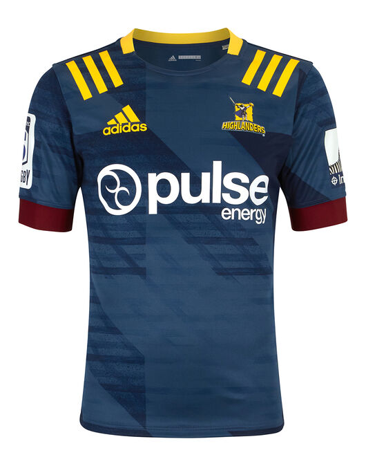 Adult Highlanders 20/21 Home Jersey