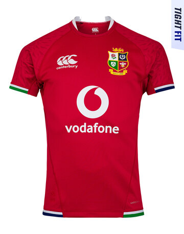 Adults British And Irish Lions Test Jersey 2020/21