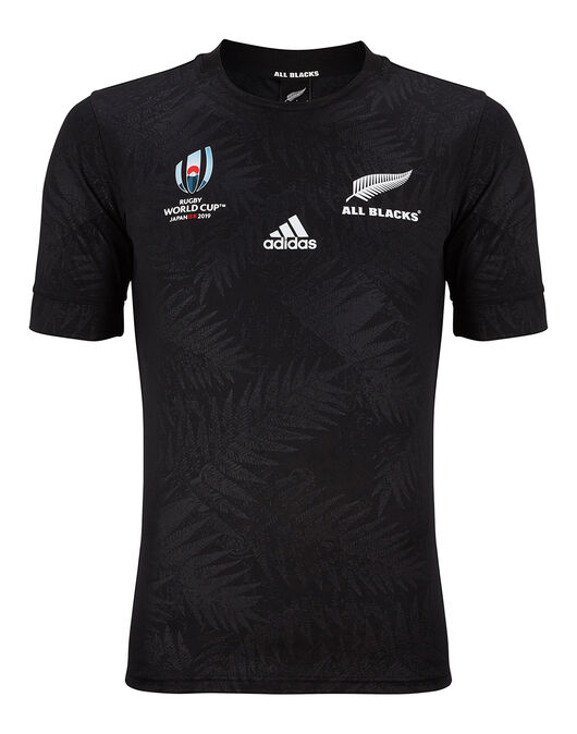 Adult All  Blacks  RWC Home Jersey