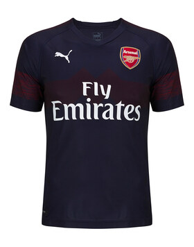 Adult Arsenal Away 18/19 Jersey