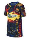 Kids Barcelona Pre-Match Tee 2020
