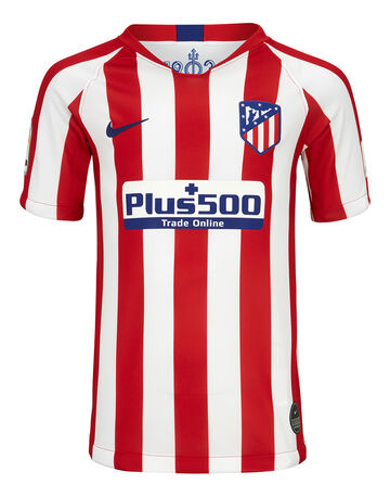 Kids Atletico Madrid 19/20 Home Jersey