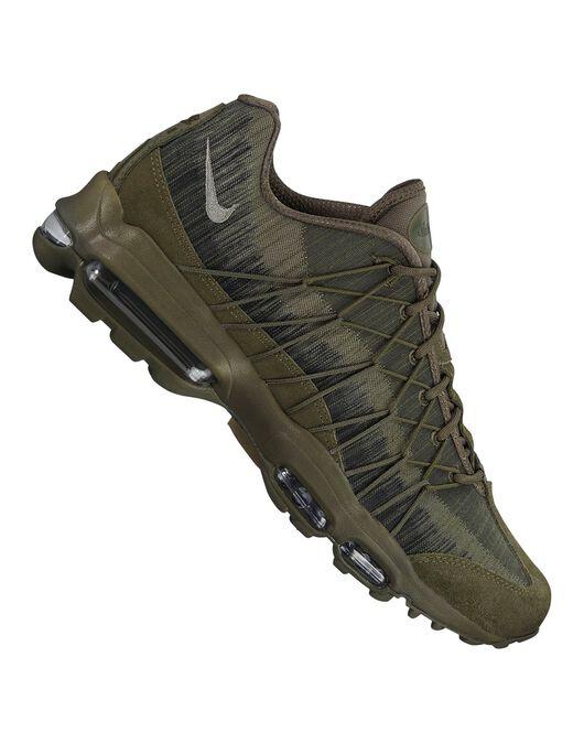 timeless design 80bfa 5ff9d Men's Nike Air Max 95 Ultra | Green | Life Style Sports