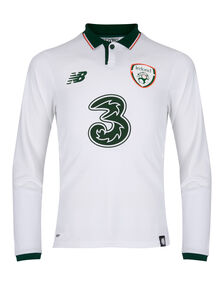 Kids Ireland Away Jersey LS