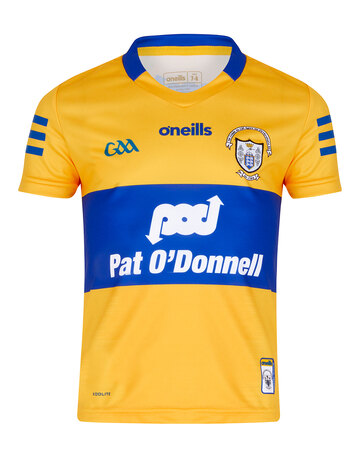 Kids Clare 21/22 Home Jersey