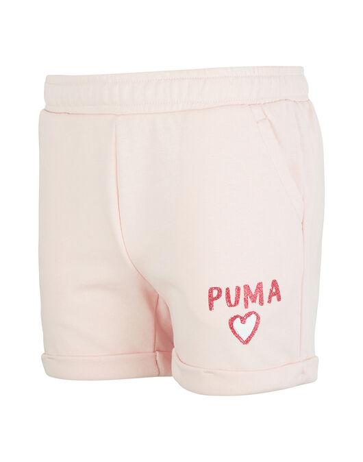 Older Girls Heart Shorts