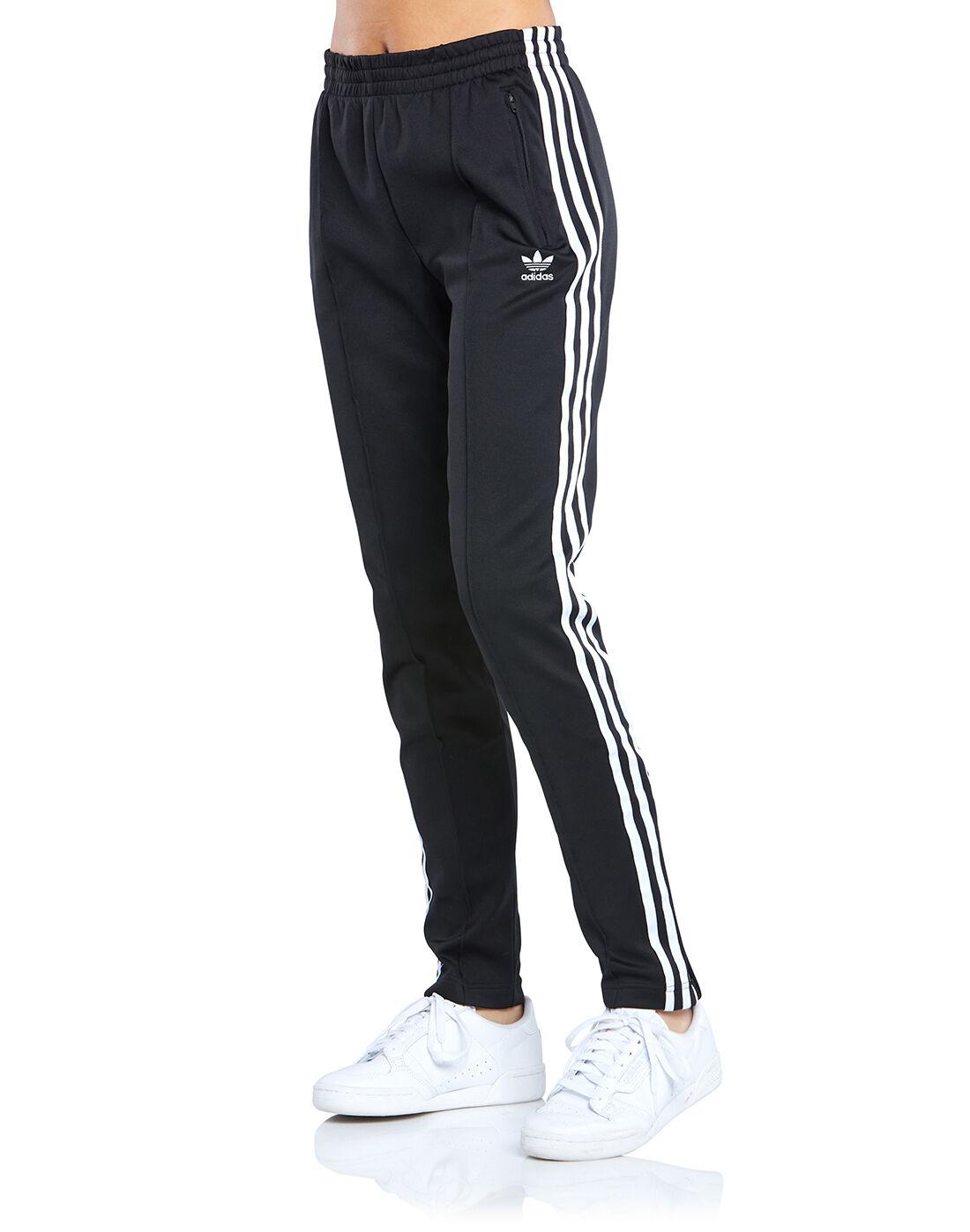 adidas track pants womens