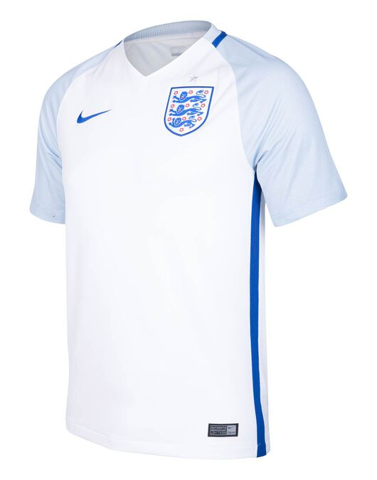 Adult England Home Jersey