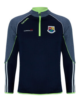 Mens Longford Dillon Half Zip Top