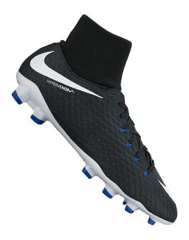 Adult Hypervenom Phelon FG Pitch Dark