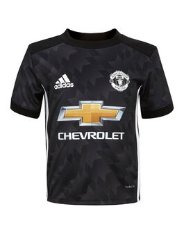 Infants Man Utd 17/18 Away Kit