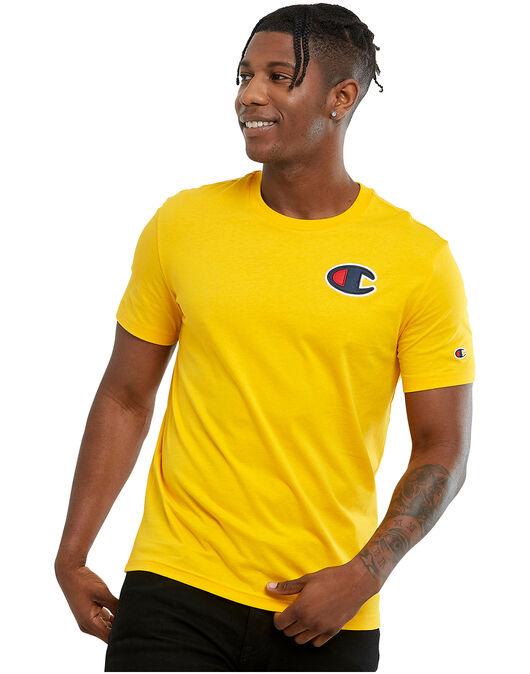 Mens Rochester Logo T-Shirt