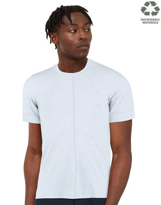 Mens Dry Yoga T-Shirt