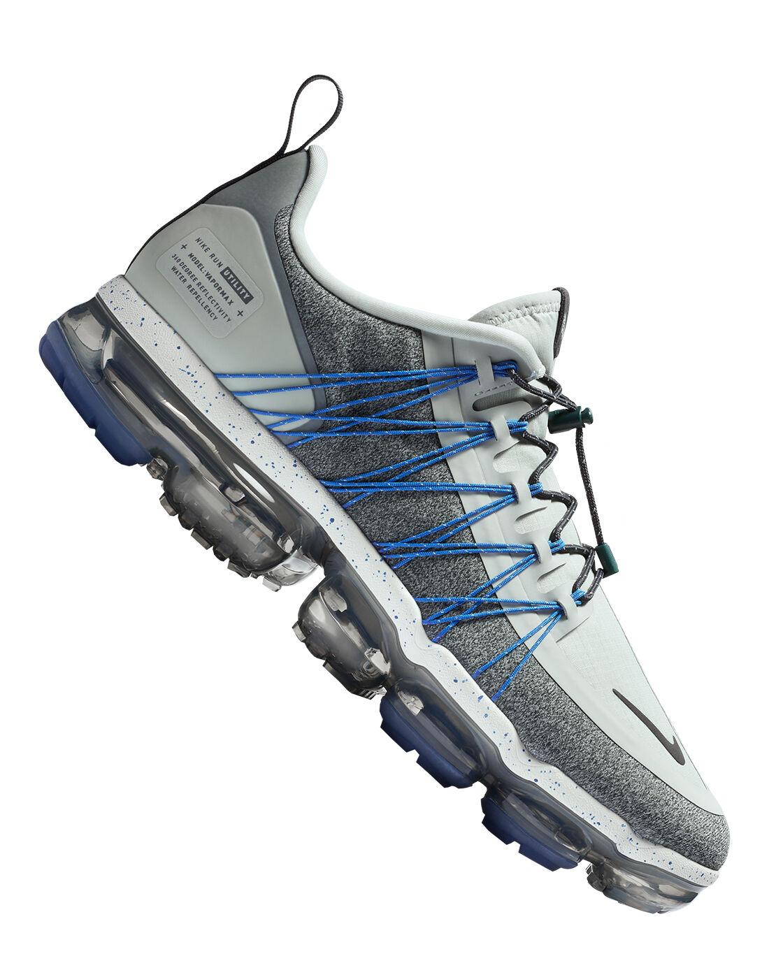 Men's Grey Nike Air VaporMax Utility