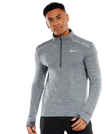 Mens Sphere Element Half Zip Top