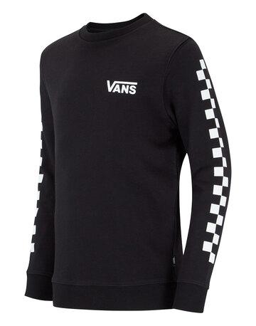 Older Kids Check Sweatshirt