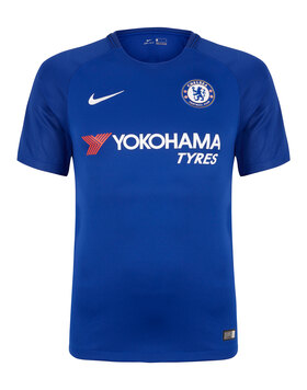 Kids Chelsea 17/18 Home Jersey