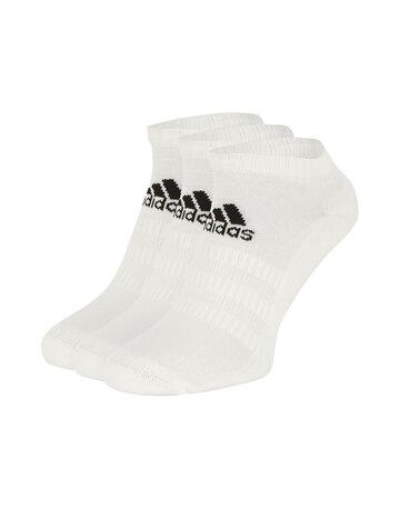 Adult Cush Liner 3 Pack Ankle Socks
