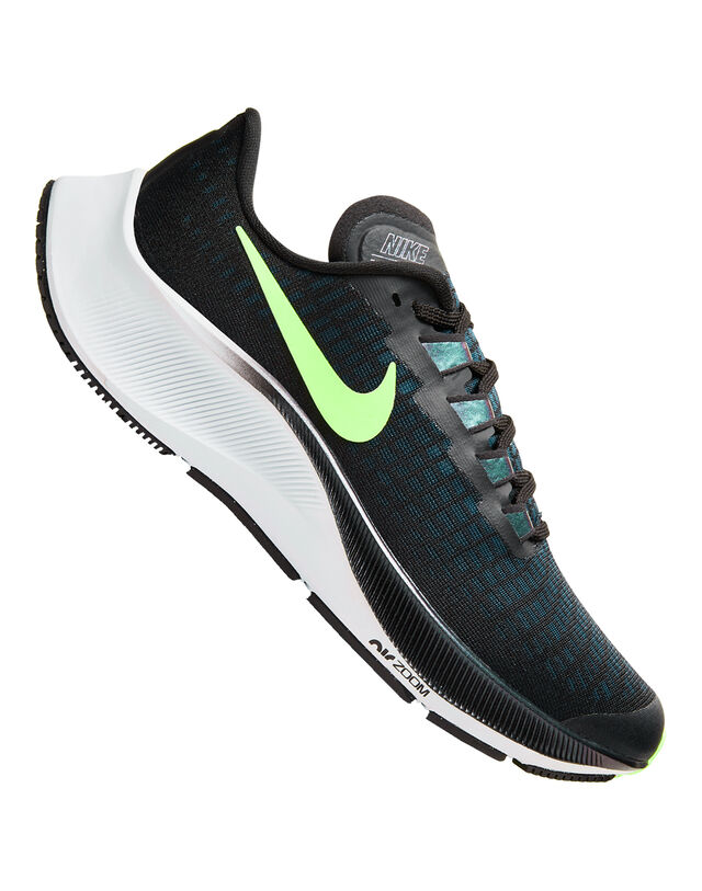Nike Older Kids Air Zoom Pegasus 37 - Black - 3