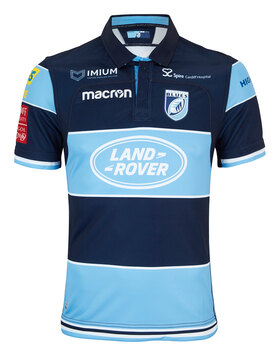 Adult Cardiff Blues Home Jersey