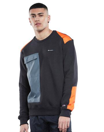 Mens Explorer Crew Neck Sweatshirt