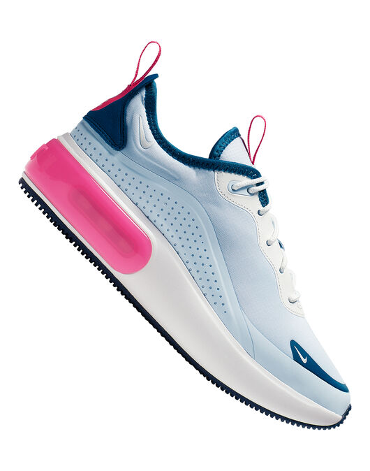 0b00073f9f Women's Blue & Pink Nike Air Max Dia | Life Style Sports