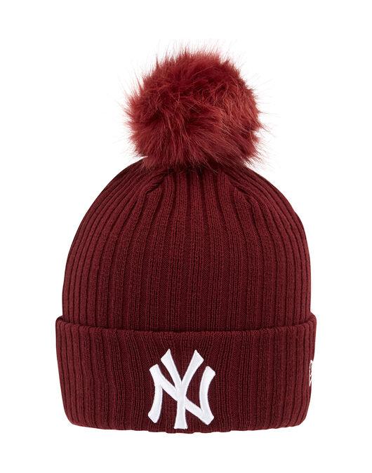 League Essential Bobble Knit