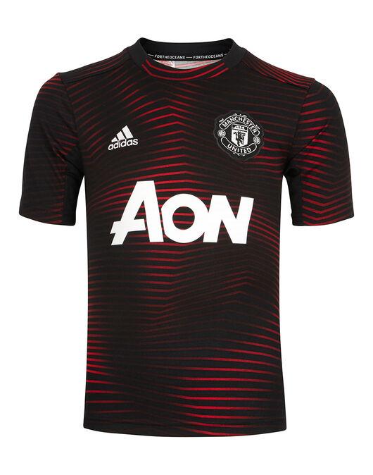 finest selection 8946b a7ad5 adidas Kids Man Utd Pre Match Jersey