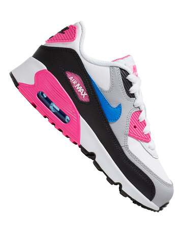 Younger Girls Air Max 90