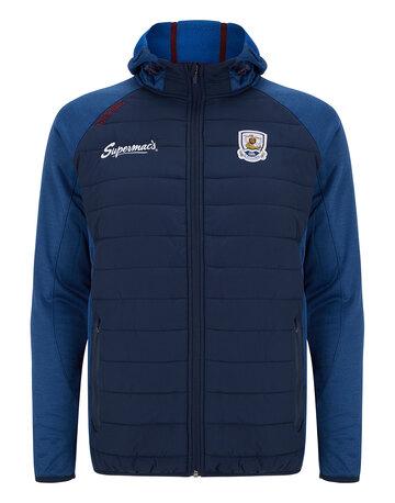 Mens Galway Portland Full Zip Hooded Jacket
