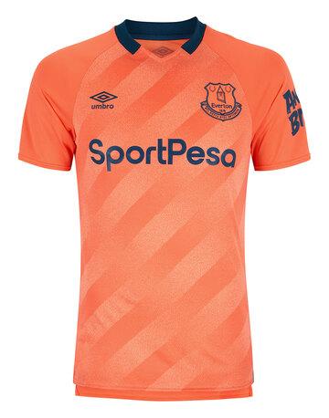 Adult Everton Away 19/20 Jersey