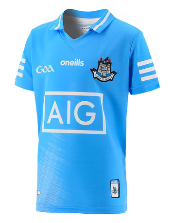 Kids Dublin 20/21 Home Jersey