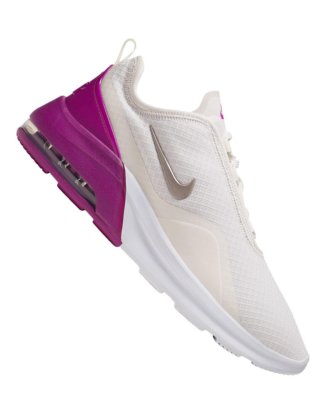 Nike Womens Air Max Motion - Cream