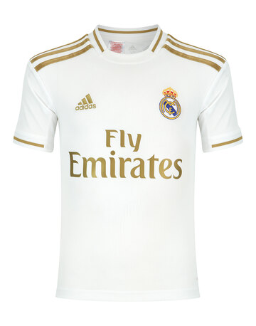 Kids Real Madrid 19/20 Home Jersey