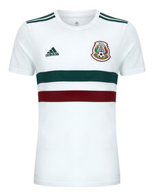 Adult Mexico WC18 Away Jersey