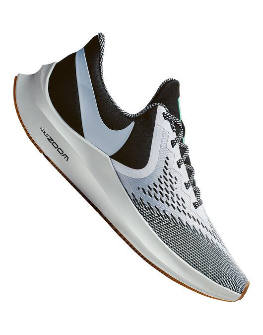 e2fdd0028 Men s White   Black Nike Winflo 6