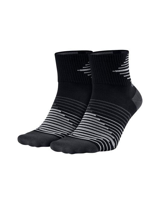 Performance Quarter 2 pack socks