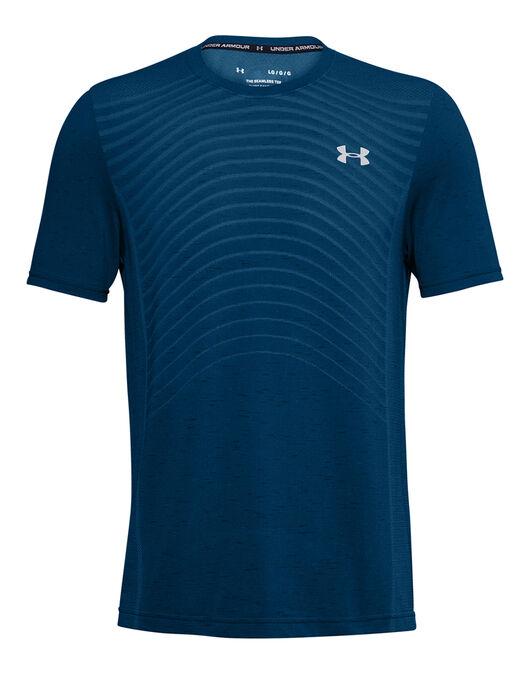 Mens Seamless Wave T-Shirt