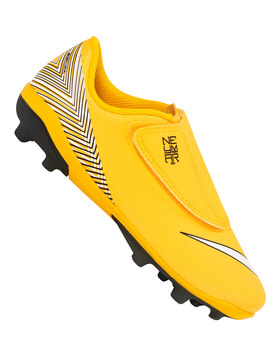 Kids NJR Mercurial Vapor Club FG V Ginga