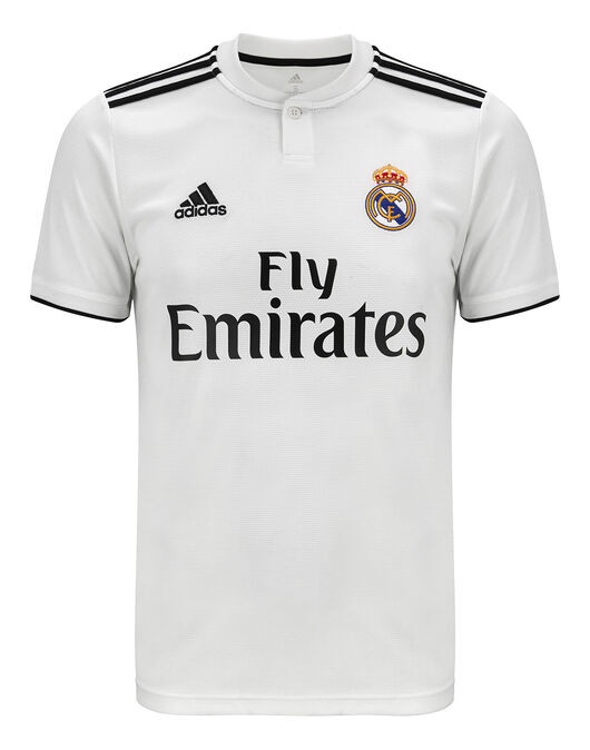 Adults Real Madrid 18 19 Home Jersey 1952423d8