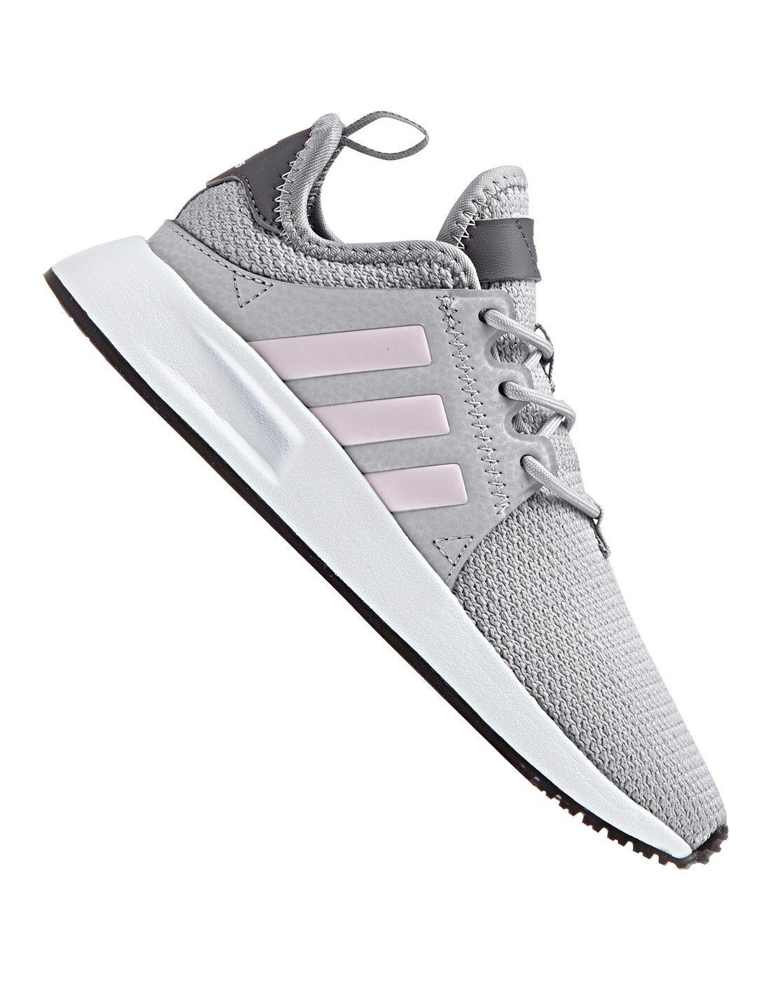 I ragazzi adidas originali xplr grey dello stile di vita sportiva