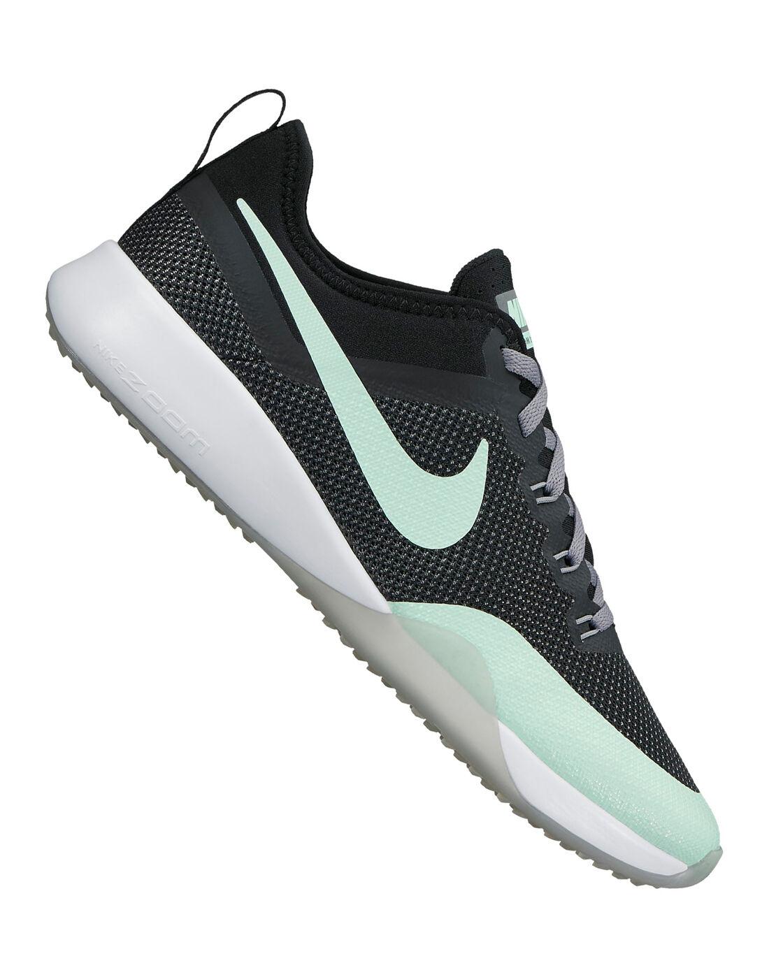 Nike Womens Air Zoom TR Dynamic - Black