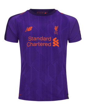 Kids Liverpool Away 18/19 Kit