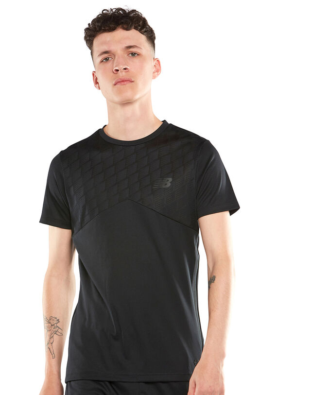 Image of Mens Street Training Core Poly T-Shirt