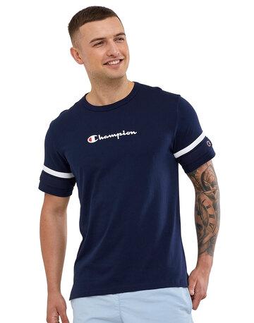 Mens Athleisure Logo T-Shirt