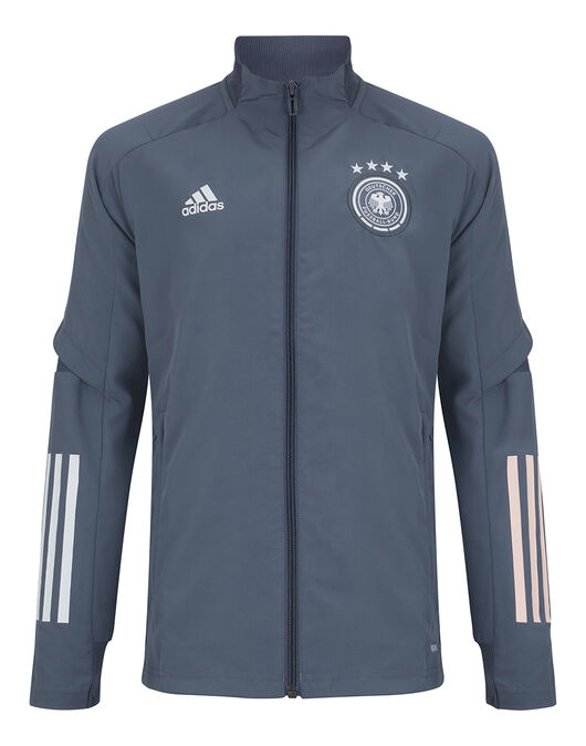 Kids Germany Euro 2020 Presentation Jacket