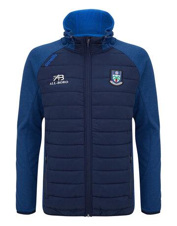 Mens Monaghan Portland Full Zip Hooded Jacket