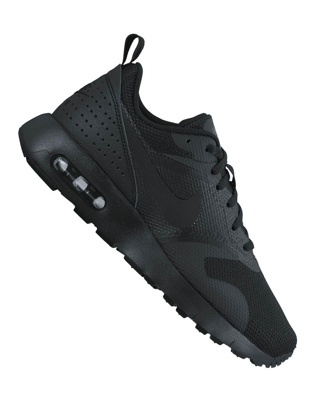 Nike Older Kids Air Max Tavas - Black
